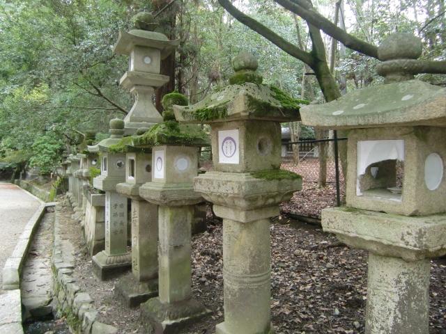 静かな奈良の古都散歩