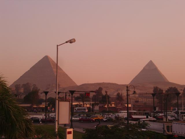 Le Méridien Pyramids Hotel & Spaに滞在