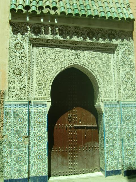 モロッコの扉