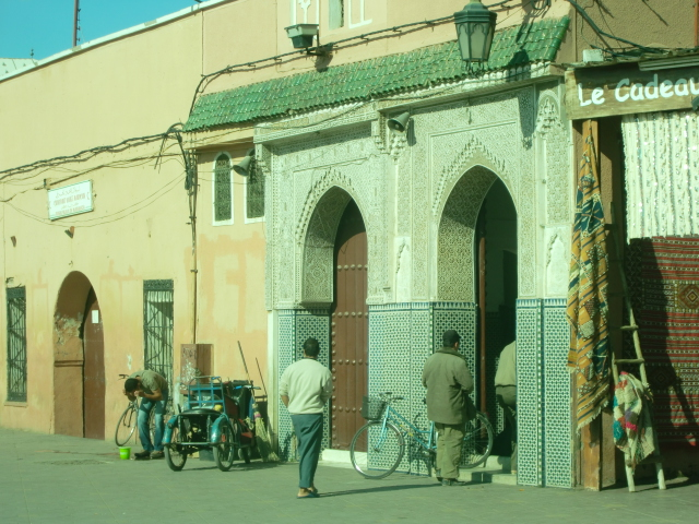 Morocco 350