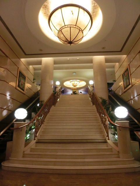 シェラトン ドバイ クリーク ホテル&スパのエグゼクティブ スィートに滞在