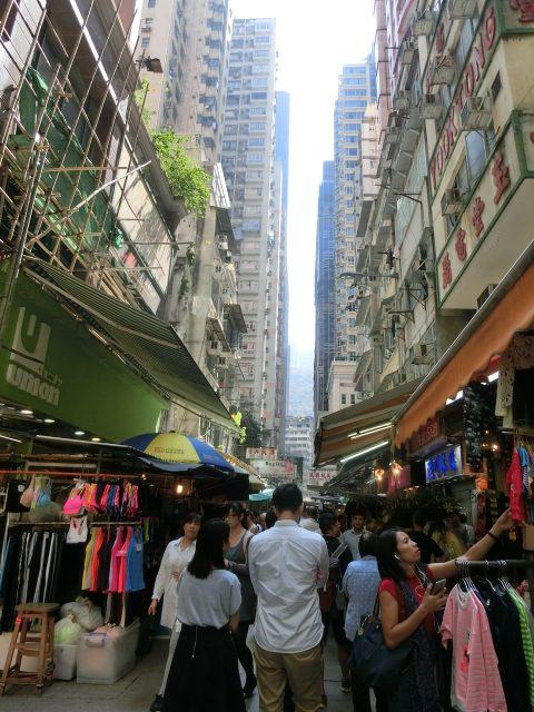 さらりと香港散策