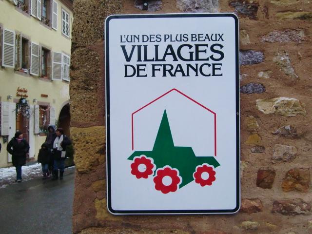 クリスマス前に訪れたい!アルザスの可愛い村~Eguisheimエギスハイム~