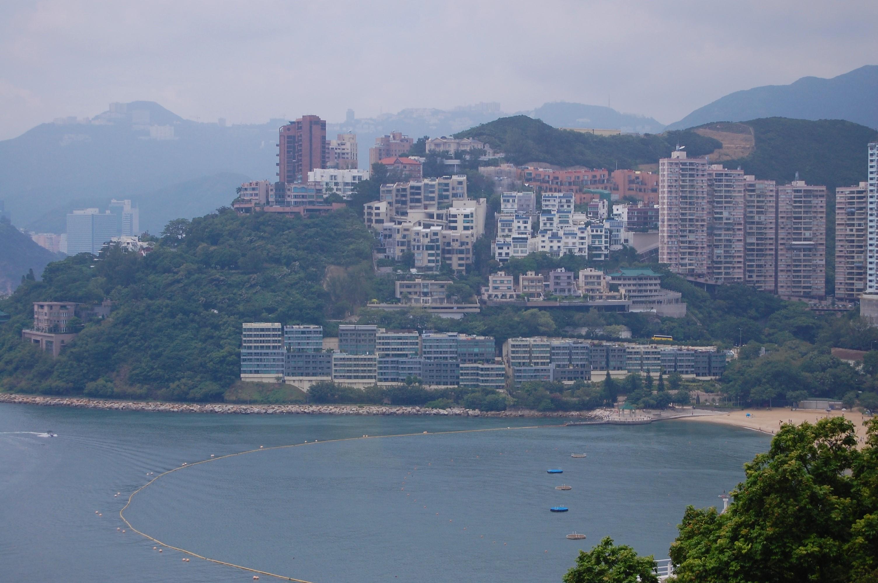 香港のリゾート地、スタンレーへ