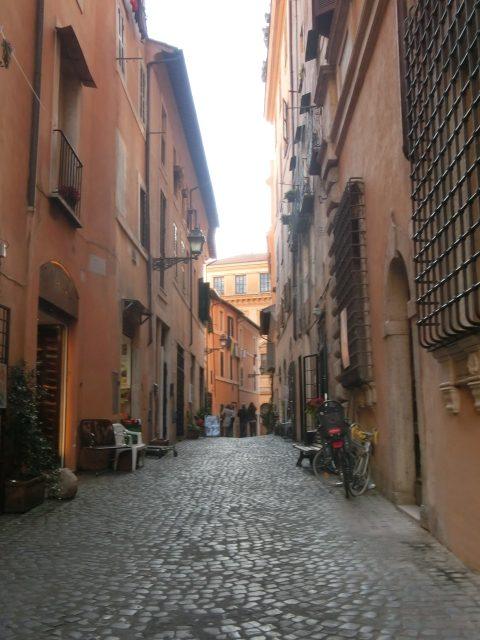 Rome ~コロッセオまで~