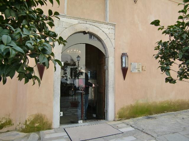 カヴァラにある旧養老院のホテル、 The Imaret of Mohamed Ali Pasha
