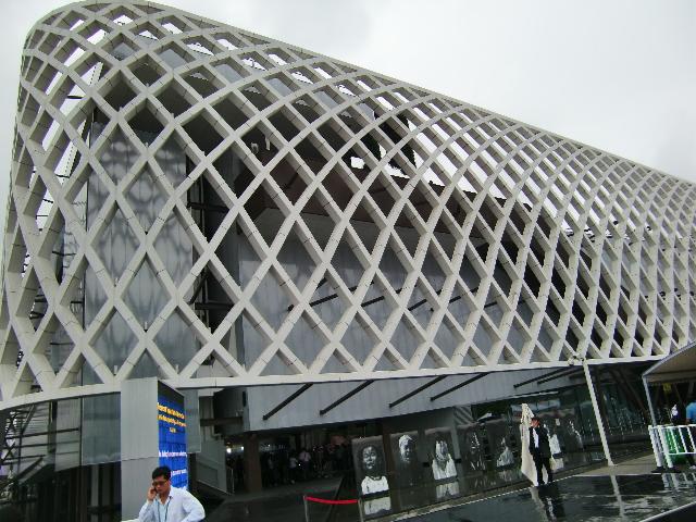 上海EXPO ~ベルギーのパビリオン~