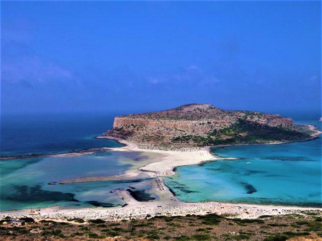 超絶景!クレタ島の辺境ビーチ、バロス!