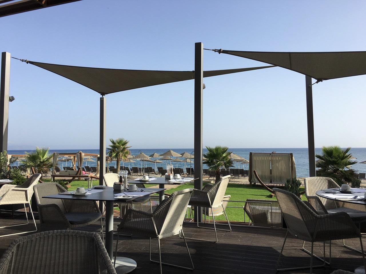 クレタ島の朝ごはん@ミノアパレスリゾート&スパ