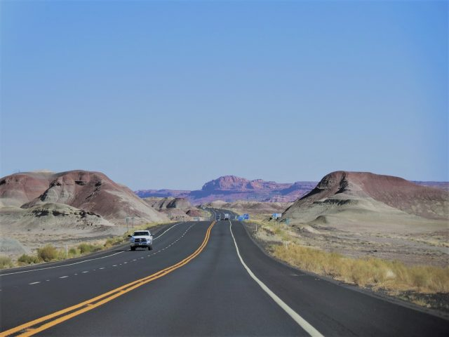 アリゾナ州絶景続きのドライブ♪フラッグスタッフ~レイクパウエル