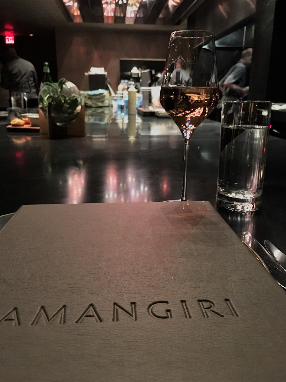 Amangiri アマンギリで食べるネィティブアメリカン メニューとマシュマロBBQ
