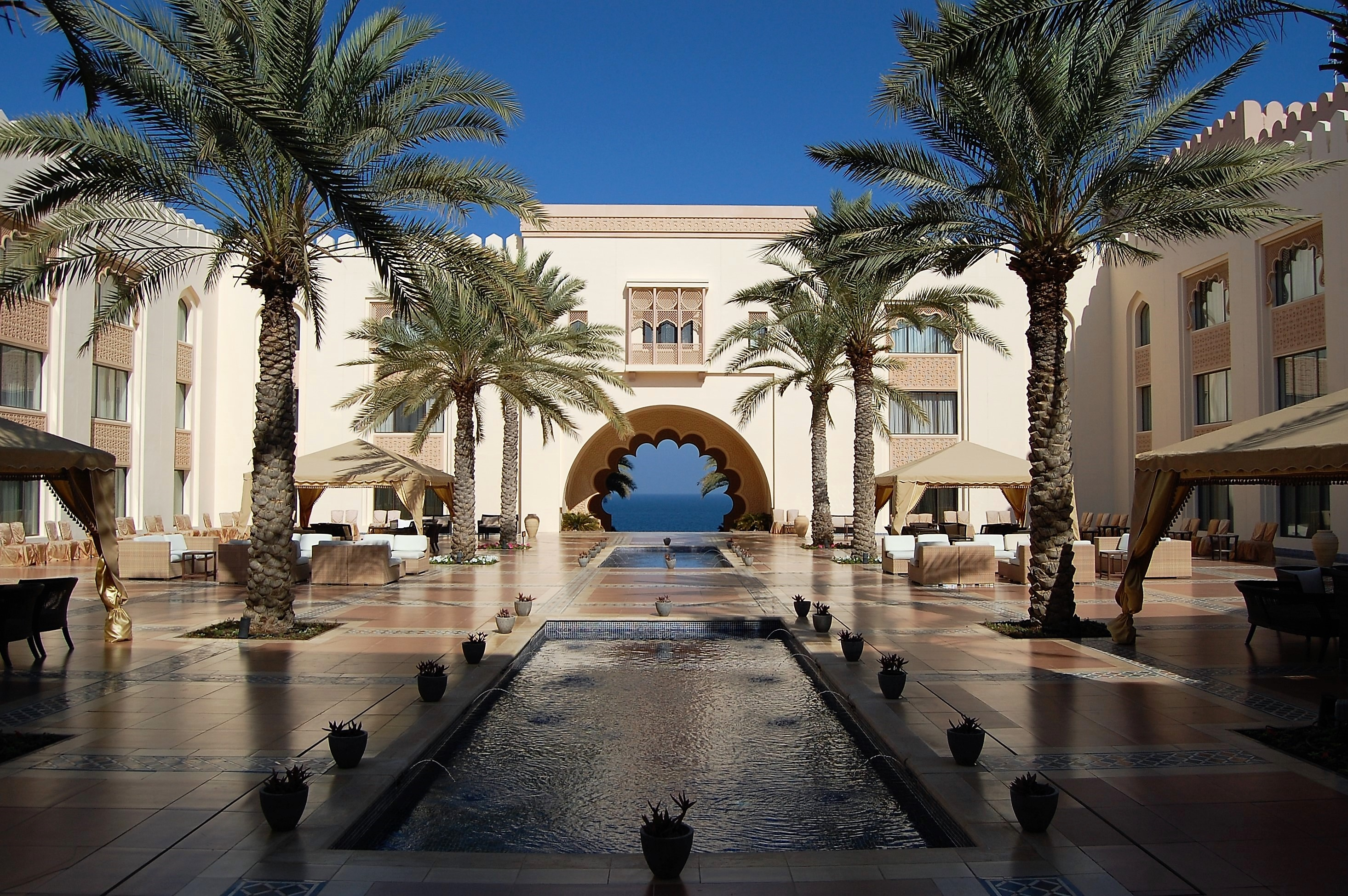 Shangri-la AL HUSN マスカットの大人のリゾート,シャングリラ アル フスンに滞在