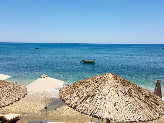 ギリシャで過ごす夏休み 2019