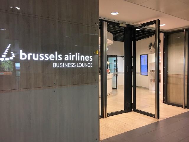 スタイリッシュなブリュッセル空港のラウンジThe Loft