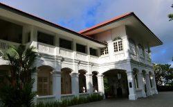 シンガポール唯一のリゾートアイランド、セントーサ島のカペラにチェックイン♪