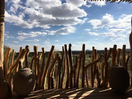 ナミビアのシメニアオイルでアンチエイジング!サヴァンナの真ん中でSPA@OMAANDA