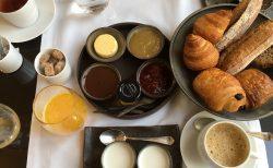 オテル デ パヴィで美味しい朝ごはん