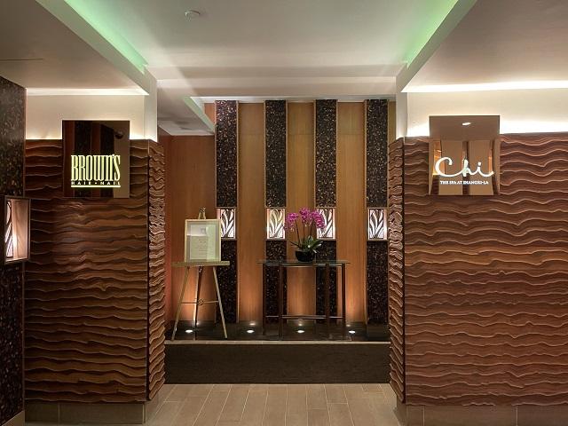 Chi SPA @シャングリラ ホテル シンガポール