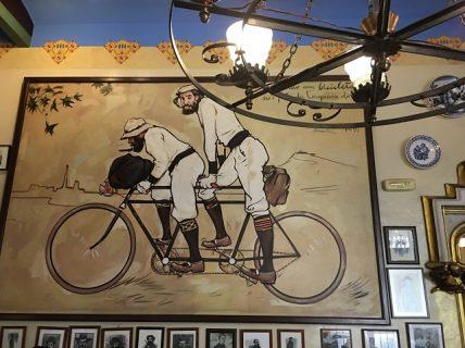 ピカソが入り浸ったバルセロナのカフェ4Gats