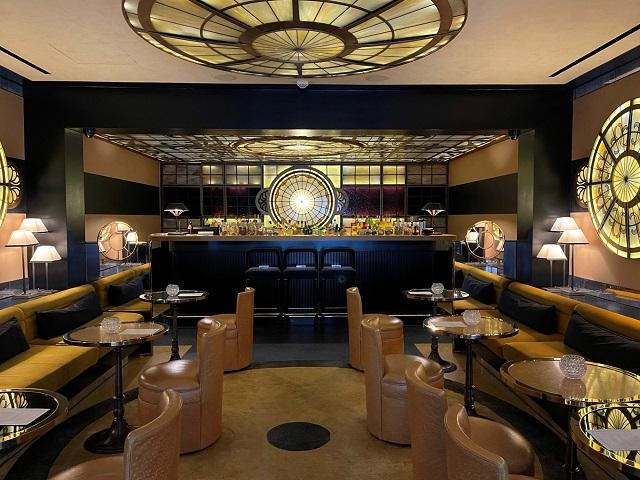 ANOUSKA'S Barでウィスキーを@ダクストン リザーブ シンガポール